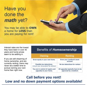 Guild Mortgage Rent-vs-Own