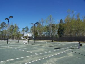 117 Stargazer Court, Leesville SC 29070 | Lot 167 | Community Tennis Courts