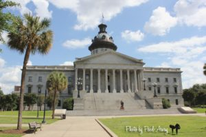 The South Carolina State House - Columbia, SC